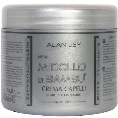 Alan Jey Регенерирующий крем с экстрактом бамбука Wonder Cream 500 мл