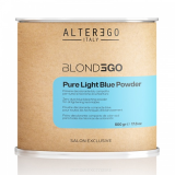 Alter Ego Голубой осветляющий порошок до 7 уровней Blondego Pure Light Blue Powder 500 гр