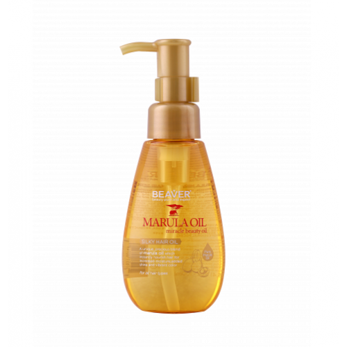 Beaver Professional Питательная сыворотка с маслом Марулы Marula Miracle Hair Serum 100 мл