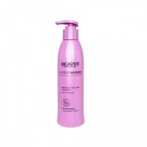 Beaver Professional Шампунь для объема тонких волос Bouncy Volume Shampoo