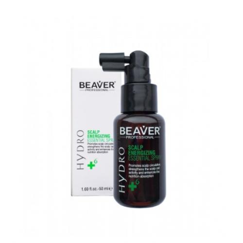 Beaver Professional Спрей против выпадения и для роста волос Scalp Energizing Essential Spray 50 мл