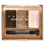 Набор для моделирования бровей Bourjois Brows Palette Blonde