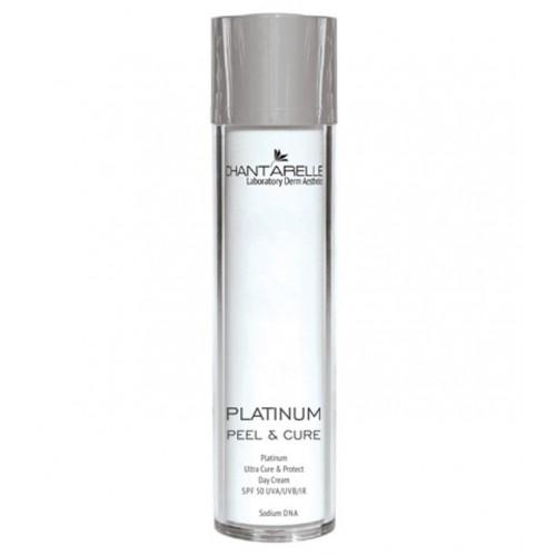 Chantarelle Платиновый крем с SPF 50 Platinum Ultra Cure Protect Day Cream SPF 50 50 мл