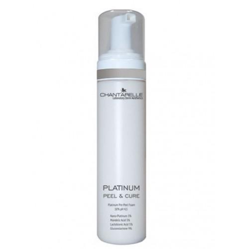 Chantarelle Очищающая пилинг-пенка Platinum Pre-Peel Foam 18% pH 4.5 200 мл