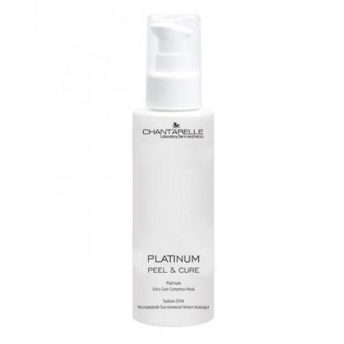 Chantarelle Маска для всех типов кожи постпилинговая PDT Photodynamic Platinum Ultra Cure Compress-Mask 200 мл
