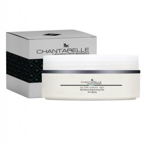 Chantarelle Регенерирующая маска с голубым ретинолом Blue Retinol Mask Regenerating Anti-Ageining 150 мл