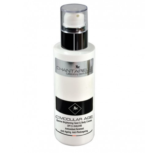 Chantarelle Омолаживающий и осветляющий крем для тела и рук Revive Brightening Hand Body Cream 200 мл
