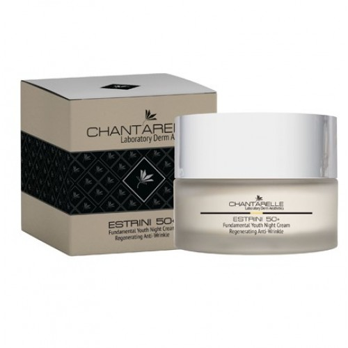 Chantarelle Омолаживающий ночной крем для кожи 50+ Fundamental Youth Night Cream 50 мл