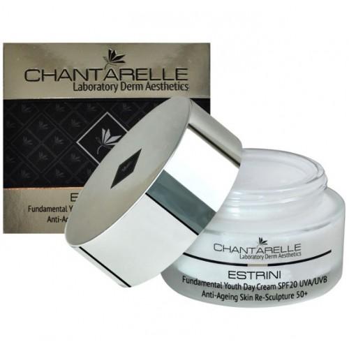 Chantarelle Омолаживающий дневной крем для кожи 50 + Fundamental Youth Day Cream 50 мл