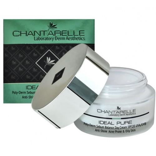 Chantarelle Дневной крем SPF 20 UVA / UVB Poly-Derm Sebum Balance Day Cream SPF 50 мл