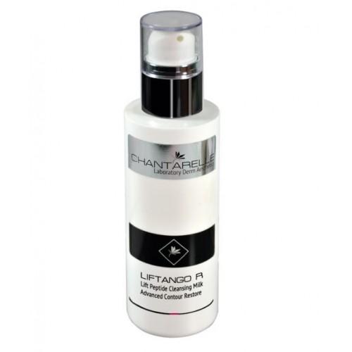 Chantarelle Лифтингующее очищающее молочко для всех типов кожи Lift Peptide Cleansing Milk 200 мл