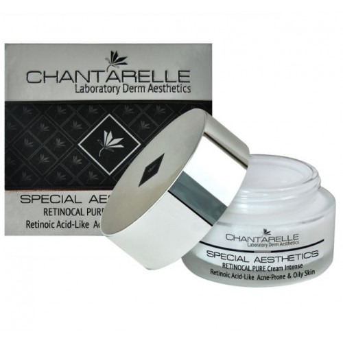 Chantarelle Крем с ретиноевой кислотой для проблемной кожи Retinocal Pure Cream Intense 50 мл