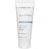 Christina Азуленовая маска для чувствительной кожи Sea Herbal Beauty Mask Azulene
