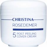 Постпилинговый тональный защитный крем Christina Rose de Mer Post Peeling Cover Cream, 20 мл