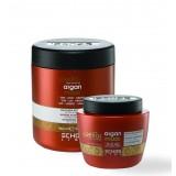 Маска с аргановым маслом для сухих и поврежденных волос Echosline Seliar