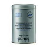 Echosline Беспылевой блонд-порошок голубой Bleaching Polvere Decolorante Blu Compatta 500 гр