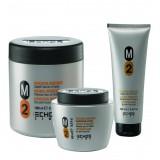 Увлажняющая маска для сухих и вьющихся волос Echosline М2