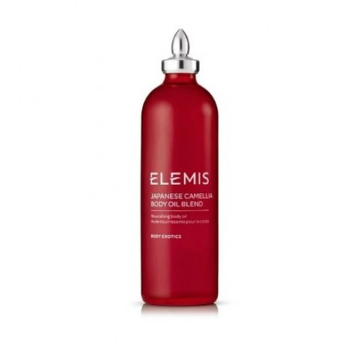 Elemis Регенерирующее масло для тела Японская камелия Japanese Camellia Body Oil Blend 100 мл