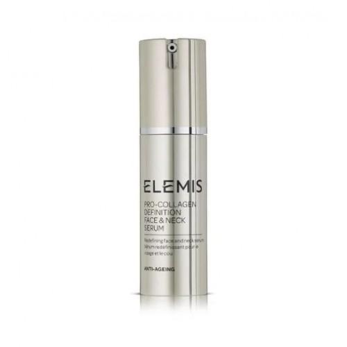 Elemis Сыворотка для лица и шеи Pro-Collagen Definition Face and Neck Serum 30 мл