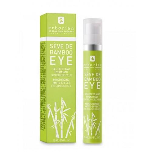 Erborian Гель для увлажнения кожи вокруг глаз Бамбук Seve de Bamboo Eye Contour Gel 15 мл