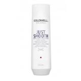 Goldwell Dualsenses Шампунь для разглаживания непослушных волос Just Smooth Taming Shampoo 250 мл