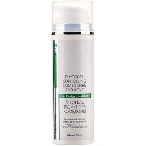 Green Pharm Cosmetic Фитогель от акне и комедонов 50 мл