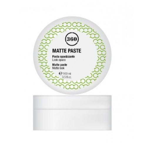 Kaaral 360 Паста матовая для укладки волос Matte Paste 100 мл