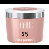 Kemon And Gloss Pomade 25 Моделирующая паста с эффектом блеска 50 мл