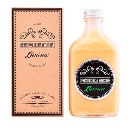 Luxina Увлажняющий крем после бритья Espressione Cream Aftershave 200 мл