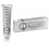 Marvis Smokers Whitening Mint Отбеливающая зубная паста для курильщиков мята 85 мл