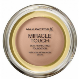 Max Factor Miracle Touch Тональный крем пудра 060 Sand Skin Perfecting Foundation SPF30