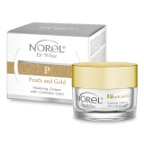 Norel Восстанавливающий крем с коллоидным золотом для зрелой кожи Pearls and Gold Revitalizing Cream 50 мл