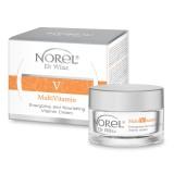 Norel Мультивитаминный восстанавливающий питательный крем Multivitamin Energizing and Nourishing Vitamin Cream 50 мл