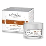 Norel Осветляющий и лифтингующий крем с миндальной кислотой Mandelic Acid Cream 50 мл