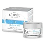 Norel Увлажняющий крем с гиалуроновой кислотой для жирной и комбинированной кожи Hyaluronic Cream Moisturizing and Balancing 50 мл