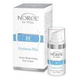 Norel Интенсивно увлажняющий крем для области вокруг глаз Hyaluron Plus Aktive Moisturizing Eye Cream 15 мл
