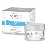Norel Увлажняющий крем с гиалуроновой кислотой для сухой и нормальной кожи Hyaluronic Cream Active Moisturizing 50 мл