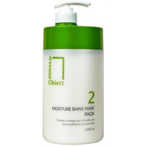 PL Cosmetic Минеральная маска для восстановления волос Avenue Chiett Moisture Shine Mask Pack 1000 мл