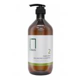 PL Cosmetic Шампунь для увлажнения волос с алоэ вера Avenue Chiett Pure Vera Balancing Shampoo 1000 мл