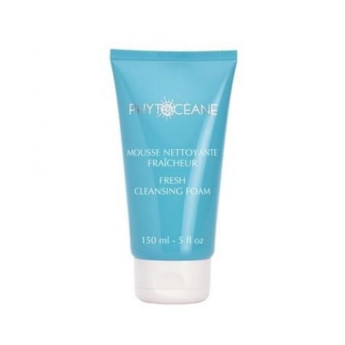 Phytoceane Освежающая очищающая пена для лица Fresh Cleansing Foam 150 мл