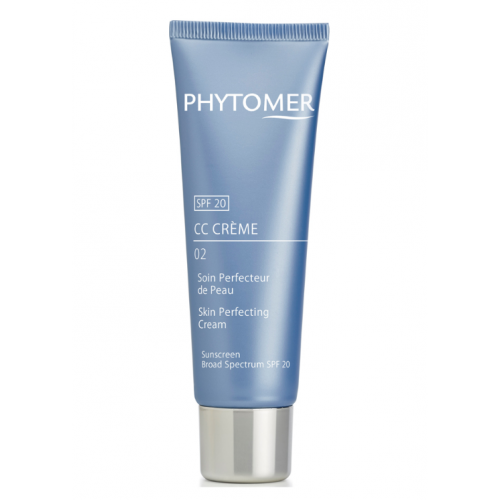 Phytomer CC-Крем увлажняющий CC Skin Perfecting Cream Spf 20 02 50 мл
