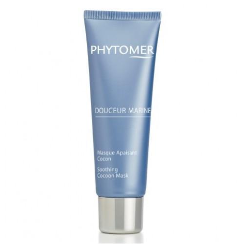 Phytomer Успокаивающая маска кокон для чувствительной кожи Douceur Marine Soothing Mask 50 мл