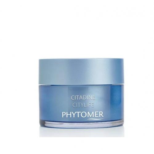 Phytomer Крем-сорбет для лица и контура глаз Citadine Citylife Face And Eye Contour Sorbet Cream 50 мл