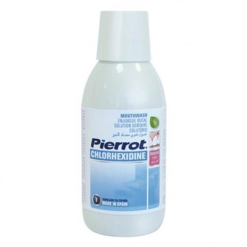 Pierrot Ополаскиватель для ротовой полости с хлоргексидином Chlorhexidine Mouthwash 250 мл