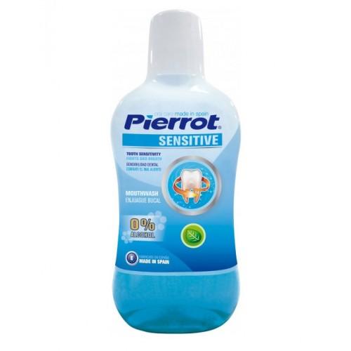 Pierrot Ополаскиватель для чувствительных зубов Sensitive Mouthwash 500 мл