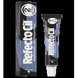RefectoCil Краска для бровей № 2 черно-синий, 15 мл