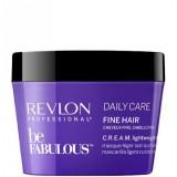Revlon Professional Маска для тонких волос Be Fabulous C.R.E.A.M. Mask For Fine Hair 200 мл
