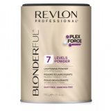 Revlon Professional Пудра для осветления тона Blonderful Plexforce 7 Levels Powder 750 гр