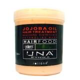 Rolland Маска для облегчения расчесывания волос с маслом Жожоба UNA Hair Food Jojoba 1000 мл