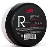 Shot Воск с матовым эффектом сильной фиксации Hair Wax Work Activity R 100 мл
